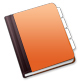 Orange Book icon