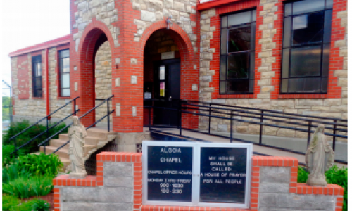 Chapel at Algoa Correctional Center