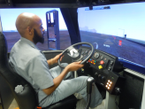 Commercial Driving Simulator